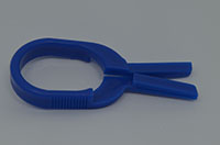 Blue Vessel Clamp - (201003-000)